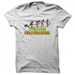 Evolution skateboarding...