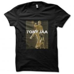 tee shirt tony jaa black...