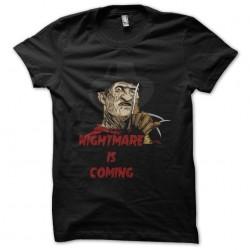 tee shirt Nightmare is...