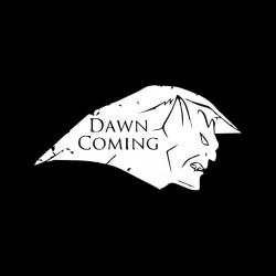 tee shirt Dawn is coming...
