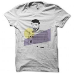 white sublimation t-shirt...