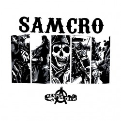 tee shirt Samcro  sublimation