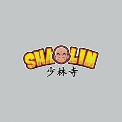 Shaolin Krilin gray sublimation t-shirt