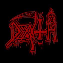 T-Shirt Death black sublimation