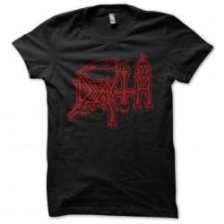 T-Shirt Death black...