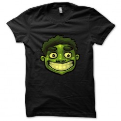 shirt The Hulk Marvel black...