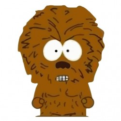 shirt chewy south park...