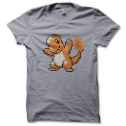 tee shirt Pokemon gris...