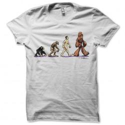 shirt Wookie evolution...