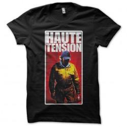 T-shirt High Tension black...