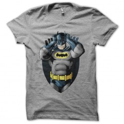 gray batman t-shirt...
