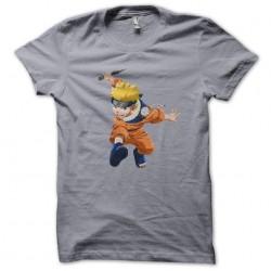 t-shirt Naruto gray...