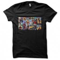 tee shirt GTA  sublimation