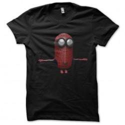 tee shirt Minion Spiderman...