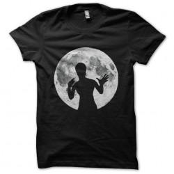 t-shirt bruce lee shadow...