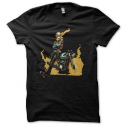 tee shirt Ghostrider and...