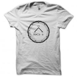 tee shirt stargate white...
