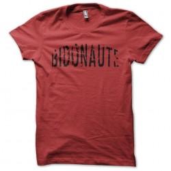 Bidonaute red sublimation...