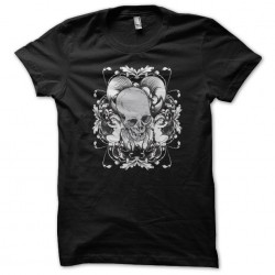 Devil and the angel t-shirt sublimation