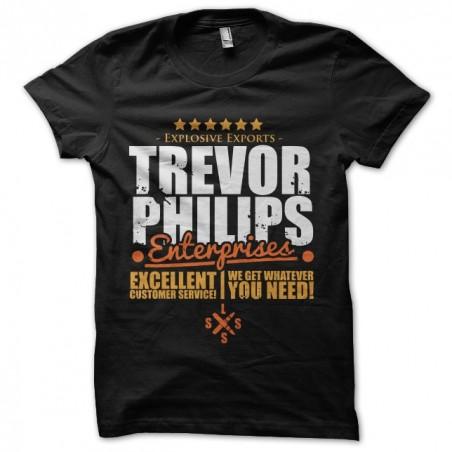tee shirt Trevor Philip gta sublimation