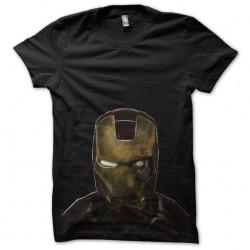Iron Man t-shirt Zombie...
