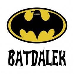 batdalek doctor white sublimation t-shirt