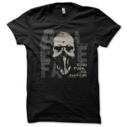tee shirt Ruins punk for...