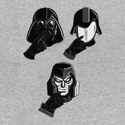tee shirt face starwars...