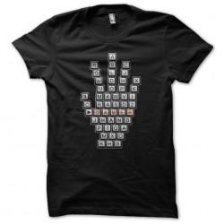 tee shirt select black...