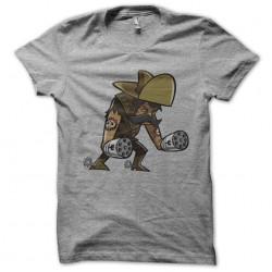 t-shirt PanchoVilla gray...