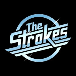shirt The Strokes black sublimation