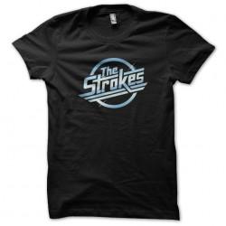 shirt The Strokes black...