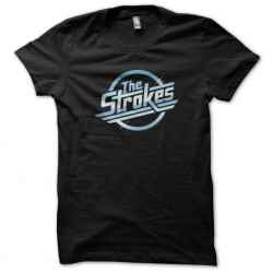 tee shirt The Strokes...