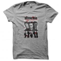 tee shirt The walking dead...