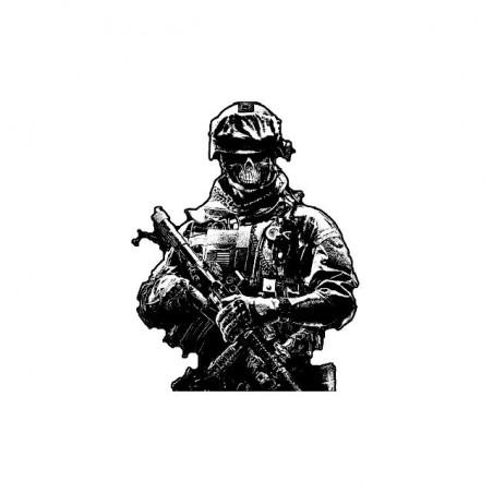 Tee shirt Battlefield 3 fan art  sublimation