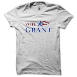 tee shirt Vote Grant...
