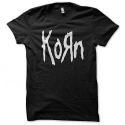 tee shirt Korn  sublimation