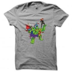 comics tee shirt way...