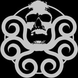 Hydra black sublimation t-shirt