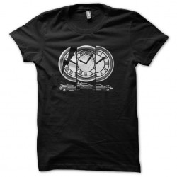 T-shirt clock back to the...