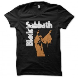 shirt Sabbath Black black...