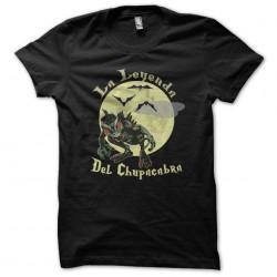 T-shirt Chupacabra the...