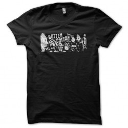 t-shirt rotten cotton black...