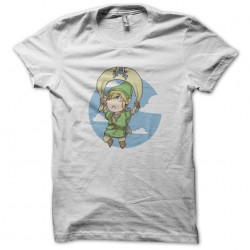 tee shirt link parachutist...