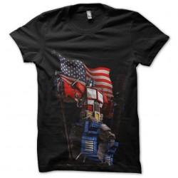 tee shirt optimus prime...