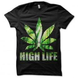 tee shirt High Life...