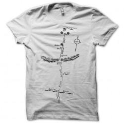 Tee shirt Les Mines du Roi Salomon plan  sublimation