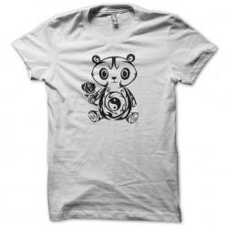 tee shirt panda  sublimation