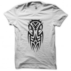 tee shirt Tribal sign white sublimation