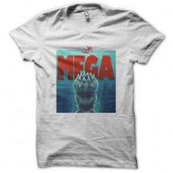 tee shirt Mega teeth of the...